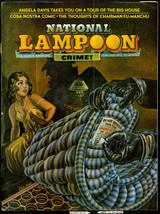National Lampoon #23, Feb. 1972 - Crime issue - $12.00
