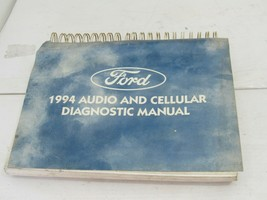 1994 Ford Audio & Cellular Diagnostic Manual - $19.75
