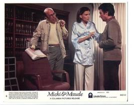8x10-Still-Micki & Maude-Dudley Moore-Ann Reinking-Comedy-Romance-1984 - $21.83