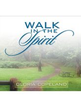 Walk In The Spirit by Gloria Copeland - 6 Messages on MP3 CD-ROM Factory... - $19.99