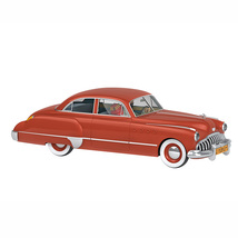Dr. Mullers Roadmaster 1/24 Voiture Tintin Cars New 2019 Land of the black Gold