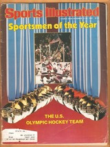 1980 SI U.S. OLYMPIC HOCKEY TEAM GEORGIA BULLDOGS VIKINGS PHOENIX SUNS - $9.95