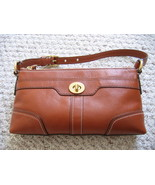 Coach Hamilton Handbag in Acorn Leather - $45.00