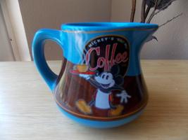 Mickey's Coffee Brand Pitcher  - $15.00