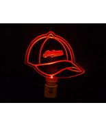Personalized Cleveland Indians LED Night Light, With Team Name and/or logo - $24.00