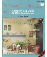 Complete Stenciler Book Plaid 8132 by Jane Gauss - $9.98
