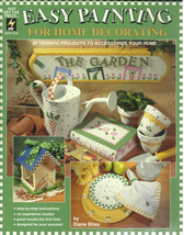Easy Painting For Home Decorating Book Hot Off The Press No. 2142 Diane ... - $9.98