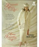 Irresistible Arans Patons No. 514 Knitting Pattern Book - $9.98