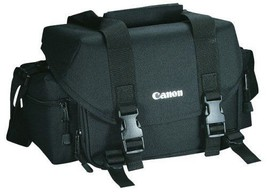 Photography Studio Camera Bag SLR Gadget and Accessory Multi Use Durable Black - $54.40