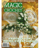 Magic Crochet Magazine August 1997 Number 109 - $9.98