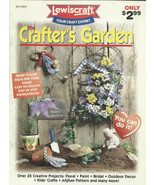 Crafters Garden Leaflet No. 8800 by Lewiscraft - $9.98