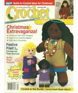 Crochet World Magazine December 2000 Vol. 23 No. 6 - $9.98