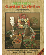 Paper Ribbon Garden Varieties Book No. 8403 Plaid by Jacquelyn Michele - $9.98