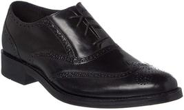 """NWOT Cole Haan Mens Size 13W """"Madison"""" Black  Leather Wingtip Oxford Shoes - $139.95"""