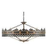 Currey and Company Berkeley Chandelier 9000-0181 - $2,690.00