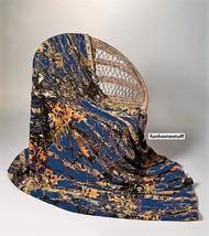 "NAVY CAMO Camouflage Woods Luxury Soft Fleece Cashmere Throw Blanket 60""... - $29.95"