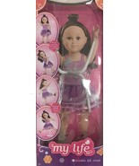"""My Life As 18"""" Posable Doll Stand Stand Holds Pose for Pictures Photos M... - $15.83"""