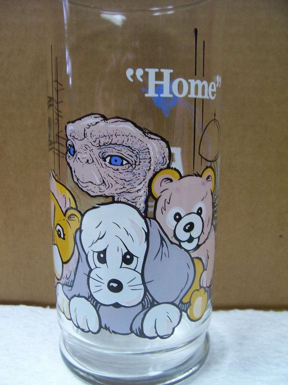 """ET"" Collector Glass"