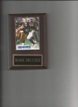 Mark Bruener Plaque Pittsburgh Steelers Football Nfl - $0.01