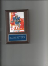 Brandon Pettigrew Plaque Detroit Lions Football Nfl - $2.66
