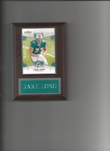 Jake Long Plaque Miami Dolphins Football Nfl - $0.01