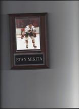 Stan Mikita Plaque Chicago Blackhawks Hockey Nhl - $2.56