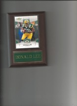 Donald Lee Plaque Green Bay Packers Football Nfl - $0.49