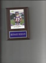 BERNARD BERRIAN PLAQUE MINNESOTA VIKINGS FOOTBALL NFL - $2.56
