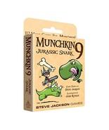 Steve Jackson Games SJG1570 Munchkin Jurassic Snark 9 Games - $30.65