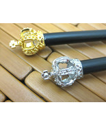 Gold or Silver Crown French Lead Pencil - $7.91