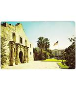 Vintage Postcard The Alamo San Antonio Texas TX - $1.95