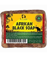 African Black Soap | Bulk 1lb Raw Organic Soap for Skin Conditions Such as Acne, - $14.87