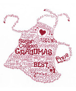 Let's Go To Grandma's cross stitch chart Imaginating - $5.40