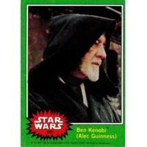 1977 Topps Star Wars Ben Kenobi (Alec Guinness) #249 Ex/Mt - $1.89