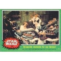 1977 Topps Star Wars Desperate Moments For Our Heroes #205 Ex - $1.89