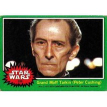 1977 Topps Star Wars Grand Moff Tarkin (Peter Cushing) #229 Ex/Mt - $1.89