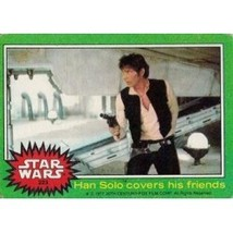 1977 Topps Star Wars Han Solo Covers His Friends #223 Ex/Mt - $1.89