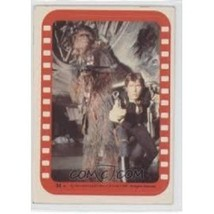 1977 Topps Star Wars Sticker The Star Warriors Aim For Action! #34 Ex - $1.89