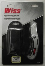Wiss WKF150PK Quick Change Folding Utility Knife with Bonus Pack of 50 B... - $9.90
