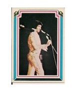 1978 Boxcar Enterprises ELVIS Trading Card #34 - $1.89