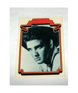1978 Boxcar Enterprises ELVIS Trading Card #43 - $1.89