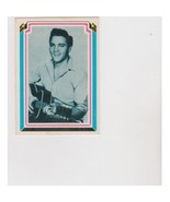 1978 Boxcar Enterprises ELVIS Trading Card #50 - $1.89