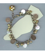 Belly Dance Anklet, Very Trendy #09Sc3-09, Free Ship - $5.75
