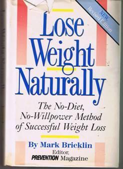 Lose weight naturually mark bricklin