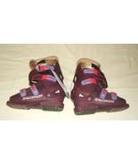 Salomon Ski Boots Evolution 5.2 310/24 Women's - $33.25