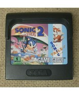 Sonic the Hedgehog 2 for Sega Game Gear - $5.62