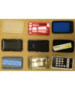 Ipod Touch Case qty 9 Init DLO Griffin Belkin V... - $22.74