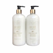 Scottish Fine Soaps Co. AU LAIT MILK and HONEY Cream Hand Wash, 17.5 oz,... - $35.14