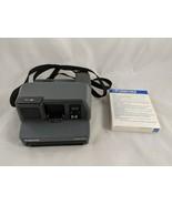 Polaroid Impulse 600 Instant Camera & Film Lot UNTESTED For Parts or Repair - $45.42