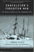 Shackleton's Forgotten Men:The Untold Tragedy of the Endurance Epic by L... - $9.99